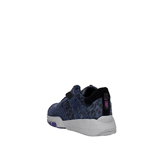 Camp 47 Petite Bleu Femme Sneakers Serafini Tqwda1q