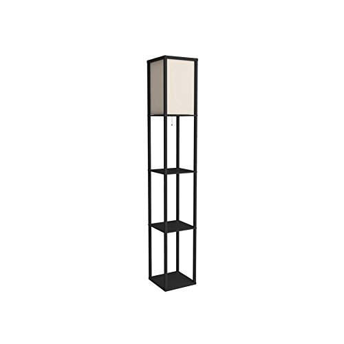 Adesso 3138-01 In. Smart Fixtures with Two Shelves. Lighting