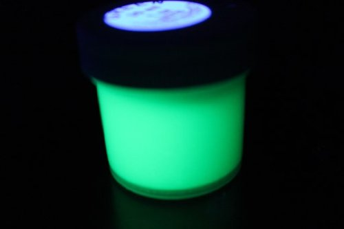 GREEN UV Reactive Daytime Invisible Neon Rave Paint 16oz (480ml)
