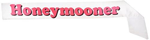 Honeymooner Satin Party Accessory count