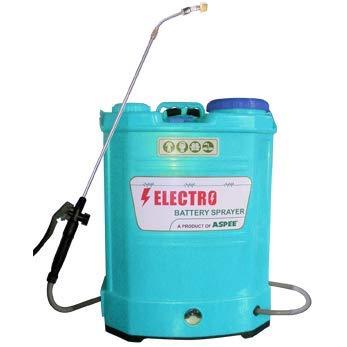 ASPEE Metal-Plastic Electro Battery Sprayer (Medium)