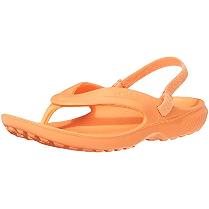 Crocs Kids' Classic Flip Flop | Slip On Shoes for Boys and Girls | Water Shoes