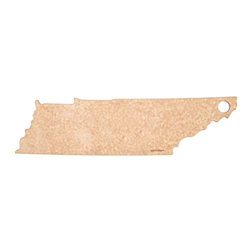 - Epicurean State of Tennessee Cutting and Serving Board, 21 by 5.5