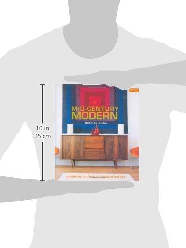 Amazon com  Mid Century Modern  Interiors  Furniture  Design Details   Conran Octopus Interiors   9781840914061   Bradley Quinn  Books. Amazon com  Mid Century Modern  Interiors  Furniture  Design