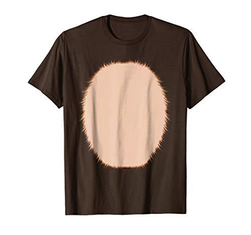 Mens Christmas Reindeer Costume Shirt for Adults Kids Girls Teens XL Brown -