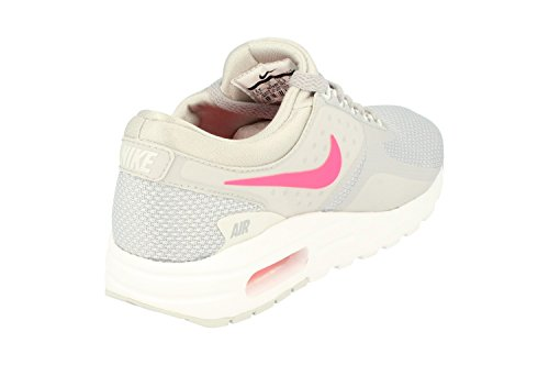 Nike Grade-School Air Max Zero Essential Wolf Grey/Racer Pink-White 881229-003 Shoe 3.5Y M US Youth by Nike (Image #2)