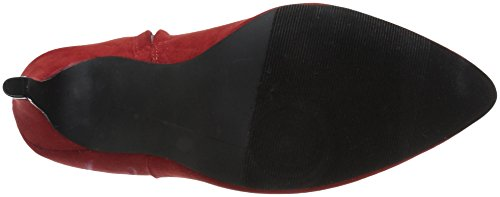 Sally Bootie Madden Red Girl Ankle Fabric Women's qzf6w