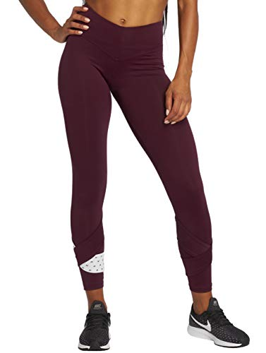 8 Leggings Sport Yoga Palestra Assimetrici Donna Nebbia 639 Fitness B07hm4lsyf Da 7 Corsa Per gaFYwZqR