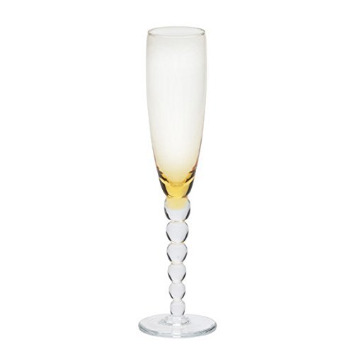 Modigliani Italian Dinnerware - Champagne Flute - Handmade in Italy from Our Villa D'Este Collection