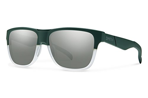 Smith Optics Lowdown Sunglasses, Matte Olive Crystal Frame, Super Platinum - Smith Sunglasses Fly By