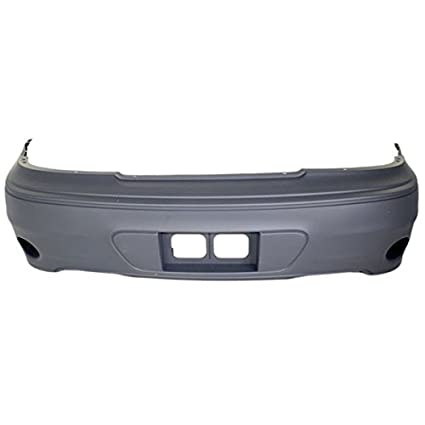 Amazon 99 05 Grand AM GT Rear Bumper Cover Assembly W Back Up