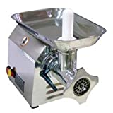 Meat Grinder #12 Stainless Steel 0.9 Hp/649 W 110v/60/1