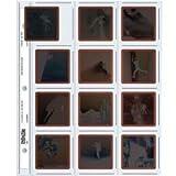 Printfile Top Load Holds 12 21/4 X 21/4 Slides 100 Pack - Printfile 22512HB100