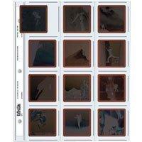 (Printfile Top Load Holds 12 21/4 X 21/4 Slides 100 Pack - Printfile 22512HB100)