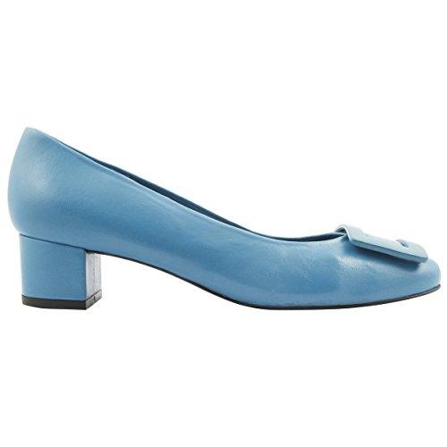 Chaussures Talons Anais à Bleu Clair rX0rwZ