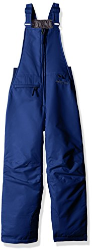 Arctix Youth Insulated Overalls Bib, Large, Royal Blue