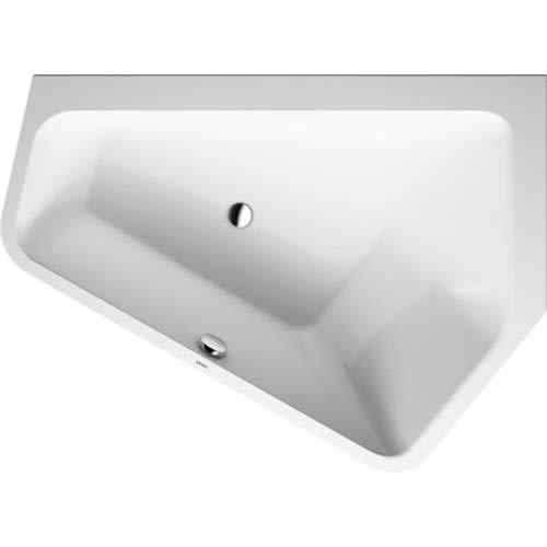 (Duravit Paiova Soaking Bathtub 700395000000090 White Alpin)