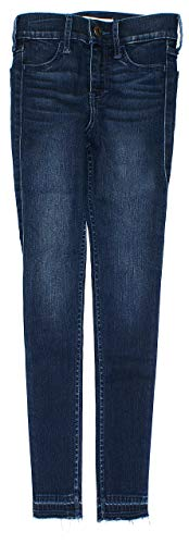 Abercrombie & Fitch Girl's High Rise Crop Jeans K-14 (10 Slim, 0599-024) ()