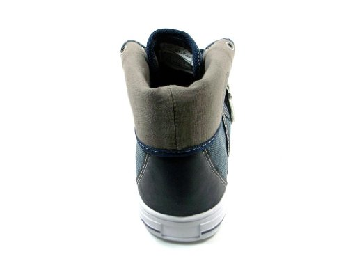 Up GF Casual Navy 03 Boots Mens Top High Sneaker Lace d4q11Xax