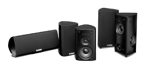 Polk Audio RM85 5-Channel Home Theater System