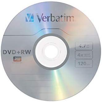 Verbatim DVD+R Pearl White 50 Pack 4,7 GB 50 Pieza(s) - DVD+RW vírgenes (4,7 GB, DVD+R, 120 mm, 50 Pieza(s), 16x): Amazon.es: Informática