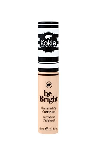Kokie Cosmetics Be Bright - Concealor and Color Correctors, Light, 0.21 Fluid Ounce