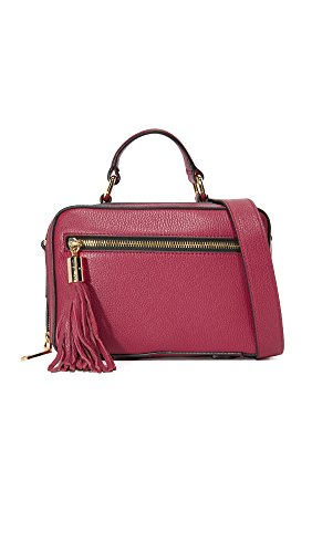 MILLY Satchel MILLY Small Small Astor Burgundy Satchel Burgundy Astor Astor MILLY wxq16BAHPP