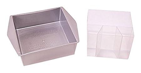 Bandeja para hacer tartas en microondas: Amazon.es: Hogar