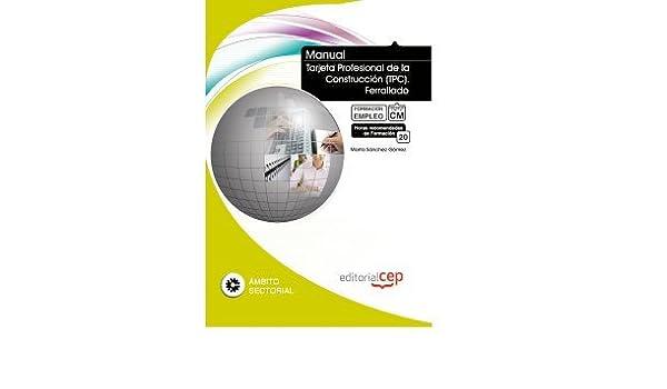 MANUAL TARJETA PROFESIONAL DE LA CONSTRUCCIÓN (TPC ...