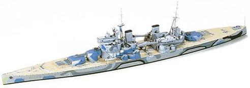 Amazon | タミヤ 1/700 ウォーターラインシリーズ No.615 イギリス海軍 ...