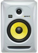 KRK RP6G3-NA Rokit 6 Generation 3 Powered Studio Monitor (Best Powered Monitors)