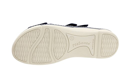 Plantare Scarpe Donna Tucson 180517 PieSanto Comfort Sandali Marino estradibile nvqnI5