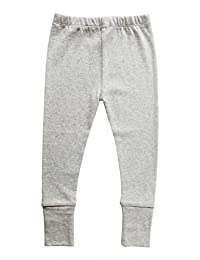 Parade Organics Leggings Grey Marl 3T