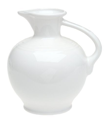 Fiesta 60-Ounce Handled Carafe, White ()