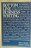Bottom Line Business Writing, John S. Fielden and Ronald E. Dulek, 0130802832