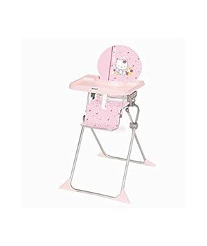 Pliante Chaise Fleur Junior Kitty Es Hello Extra Haute Roseamazon u1clKJ3TF