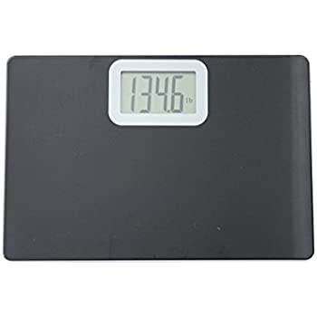 Merveilleux Talking Bathroom Scale, Visual And Voice Display, Tempered Glass, Large LCD  Display, LBS And KG Measurement