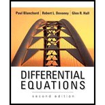 Download Differential Equations - Textbook Only pdf