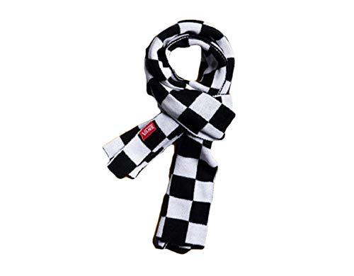 Vans Checkerboard Scarf Black/White OS VN0A4UFRNOA
