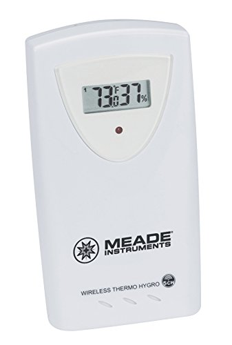 Meade Instruments Long Range Temperature - White (TS34C-M)