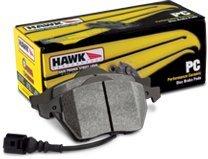Hawk 97-06 Corvette (incl C5 Z06) Performance Ceramic Street Front Brake (Z06 Front Brake)