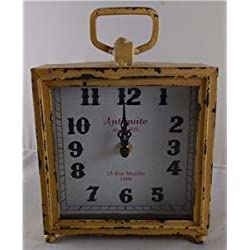 Antique Style Table Mantel Clock  Antiquite de PARIS
