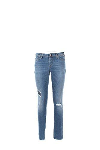 Jeans Donna Armani Jeans 31 Denim 3y5j28 5d0uz Primavera Estate 2017