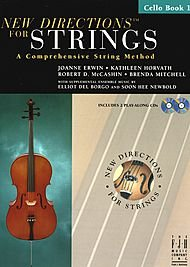 """UPC 674398218660, FJH Music """"New Directions For Strings, Cello Book 1"""""""
