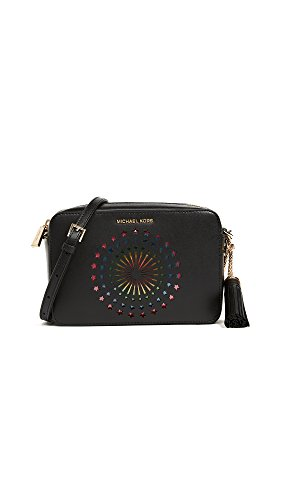 MICHAEL Michael Kors Women's Ginny Camera Bag, Black, One Size by MICHAEL Michael Kors
