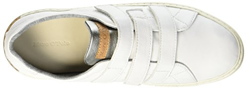 Basse Sneaker Bianco O'polo Donna 70714203502110 Marc xTOSgqwFP