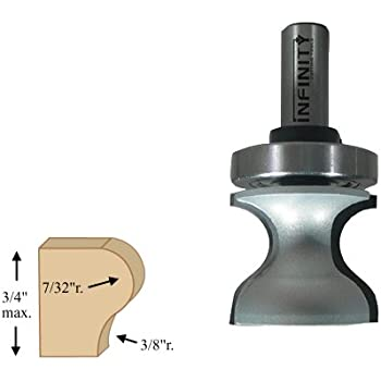 Infinity Tools 59 500b 1 2 Quot Shank Window Sill Router Bit