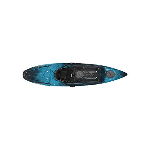 Wilderness Systems 9750105110 Tarpon 100 Kayaks, Midnight, 10'