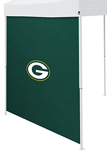 Logo Brands NFL Green Bay Packers Side Panel, One Size, Hunter