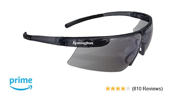 0c6495867079 Amazon.com   Remington T-72 Shooting Glasses (Smoke Lens)   Hunting Safety  Glasses   Sports   Outdoors